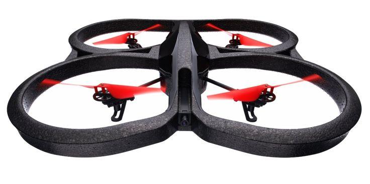 Parrot AR.Drone 2.0 (Power Edition) Quadcopter Review