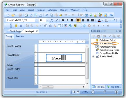 how to connect crystal reports to sql server in c