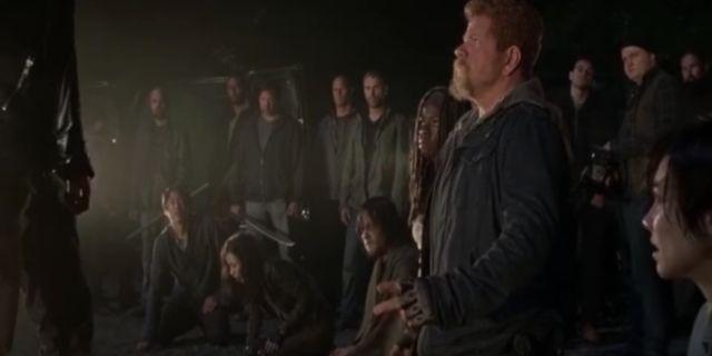 The Walking Dead Abraham