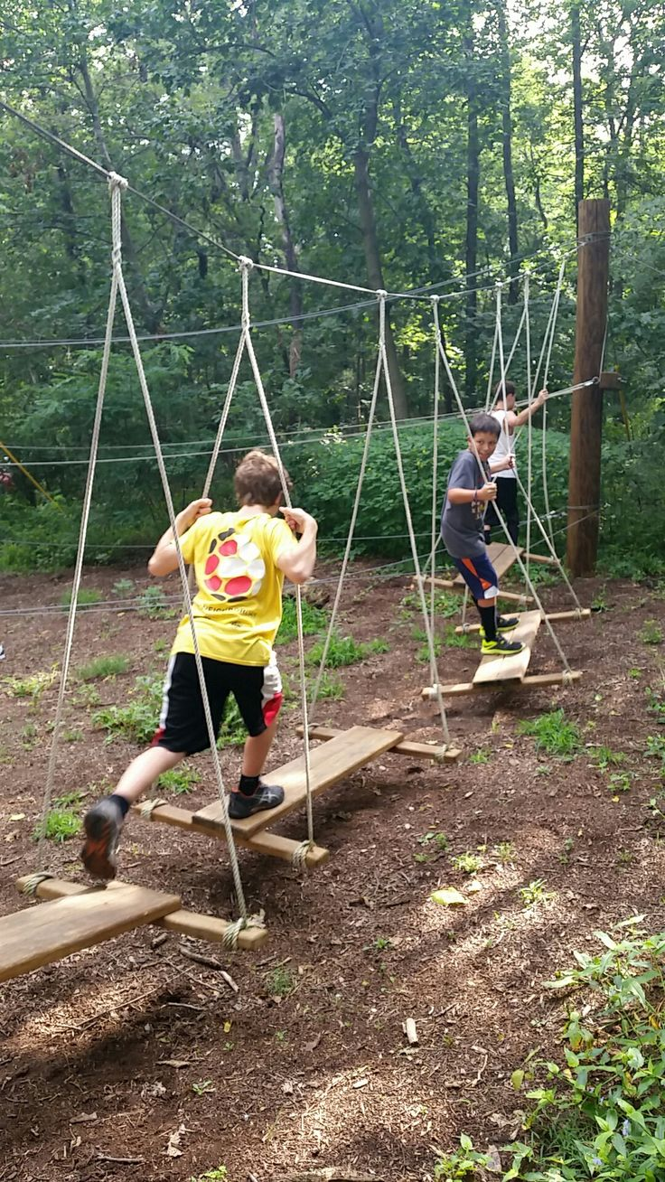 Low ropes 1