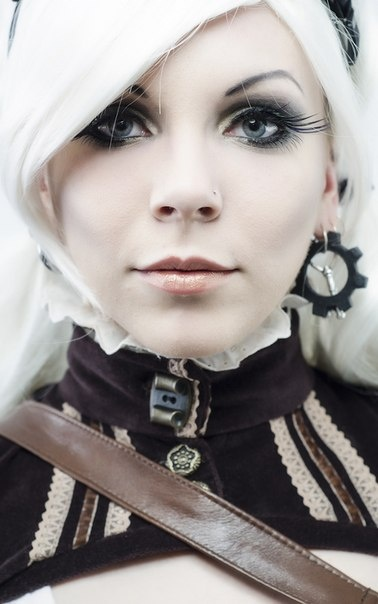 1000+ Images About Steampunk Makeup On Pinterest