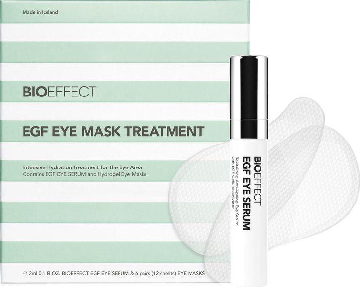 EGF Eye Mask Treatment fra Bioeffect – Køb online på Magasin.dk