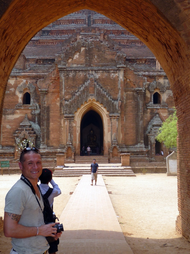 "Asia expert Laurent visits ""a place unlike any other"" - Myanmar #travel"