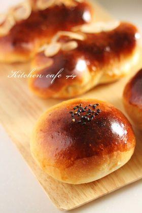 「うちのあんぱん」uzukaji   お菓子・パンのレシピや作り方【corecle*コレクル】