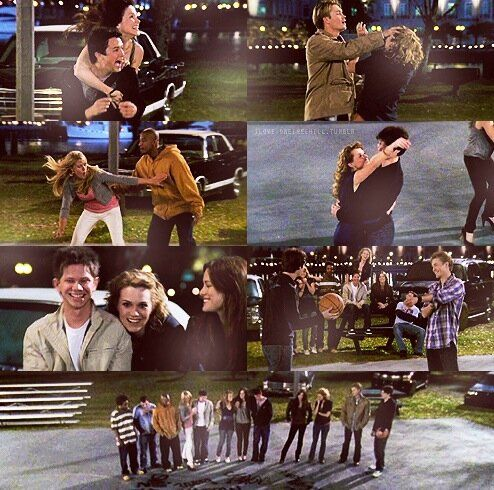 Season 4 Episode 21 All Of A Sudden I Miss Everyone ; favorite cast/episode/season/scene