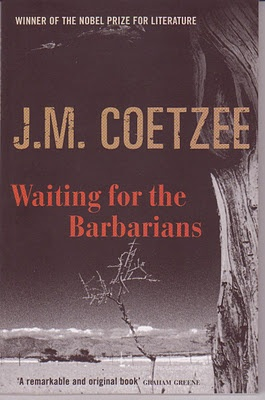 A Protest of Romance: Waiting For The Barbarians - J M Coetzee #writing