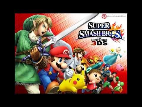 Super Smash Bros for 3DS music - Super Smash Brothers Staff Roll ver.2 - By http://www.pinterest.com/zeldanet/zelda-music/