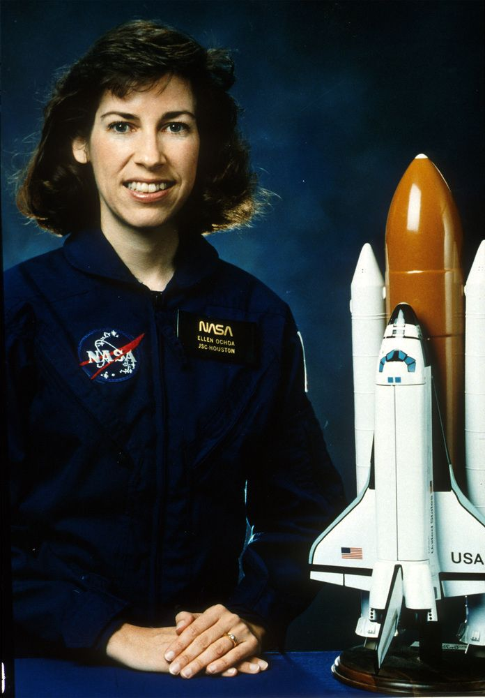 16 best images about Ellen Ochoa on Pinterest | Fuller, Astronauts ...