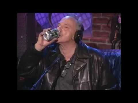 Henry Hill (Of 'Goodfellas' Fame) Gets Wasted on The Howard Stern Show circa 2002