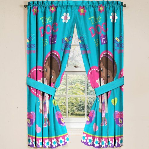 Curtains Ideas black friday curtains : 17 Best images about doc mcstuffins room on Pinterest | Disney ...