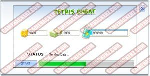 Tetris Battle Cheat