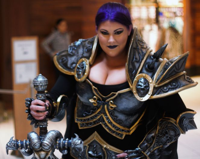 Dragon Con Day 1: Cosplayers Create a World Full of Terror and Wonder