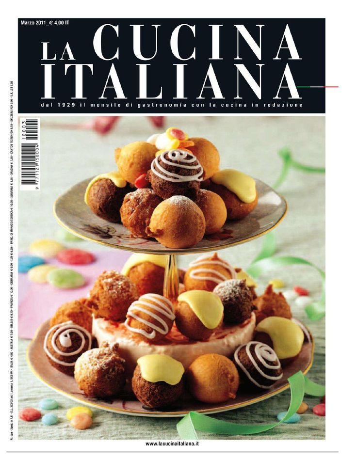 La cucina italiana 2011'03
