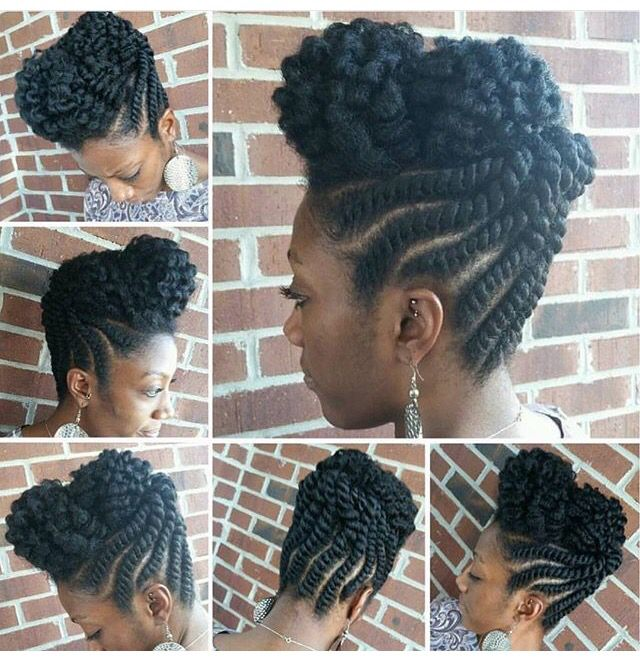 ***Try Hair Trigger Growth Elixir*** ========================= {Grow Lust Worthy Hair FASTER Naturally with Hair Trigger} ========================= Go To: www.HairTriggerr.com =========================       Super Gorgeous Flat Twisted Updo!!!