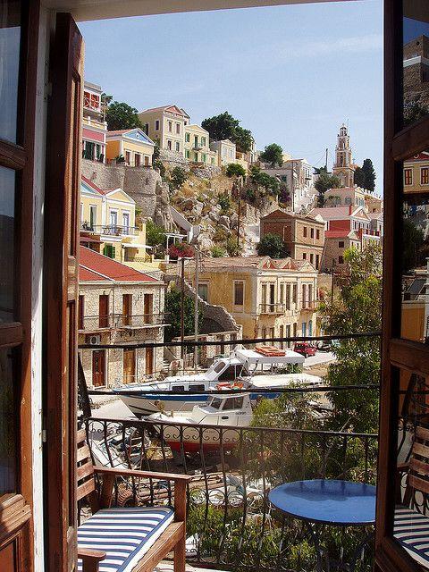 Symi, Greece איך אפשר שלא להתלהב מהמקום הזה???