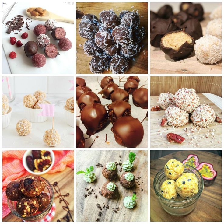 May's Top 10 Healthy Bliss Ball Recipes