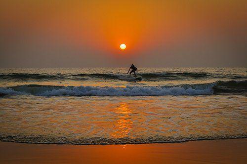 Agonda: The Most Peaceful Beach in Goa, India :http://departmentofwandering.com/agonda-the-most-peaceful-beach-in-goa-india/