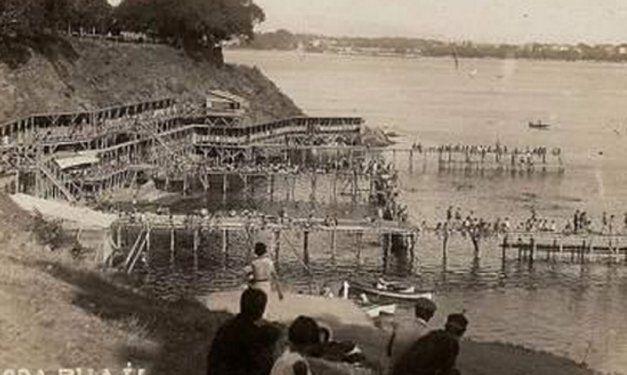 Geçmişte İstanbul Sahilleri.. Efsanevi Moda plajı-1950'ler…
