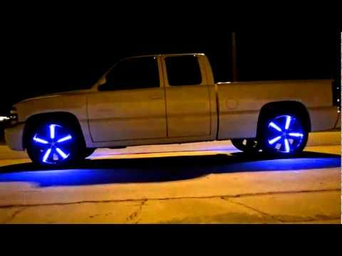 SPORTBIKELITES NEW LED LIGHT UP RIMS AND WHEELS FOR TRUCK AND CARS.mp4[!i NASiB i!]