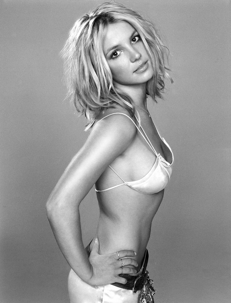Young nude naked britney spears — 3