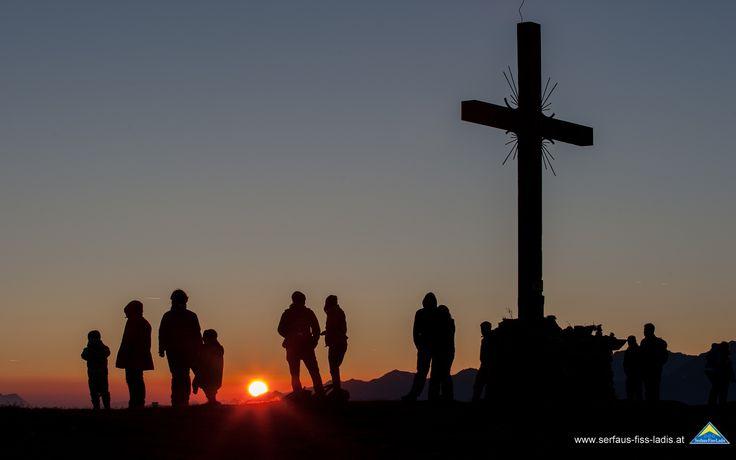 Sonnenaufgangsfahrt mit Bergfrühstück http://www.serfaus-fiss-ladis.at/de/news-events/eventkalender/sonnenaufgang.+fr%C3%BChst%C3%BCck.+fiss._e-51599