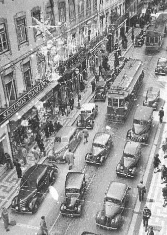 Lisboa, dezembro, 1957