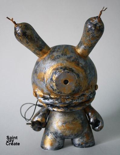 Rusty Robot #2 Munny