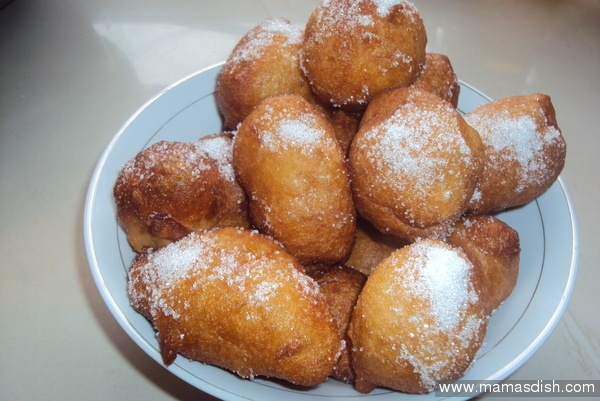 Pof Pof Nigerian Dish