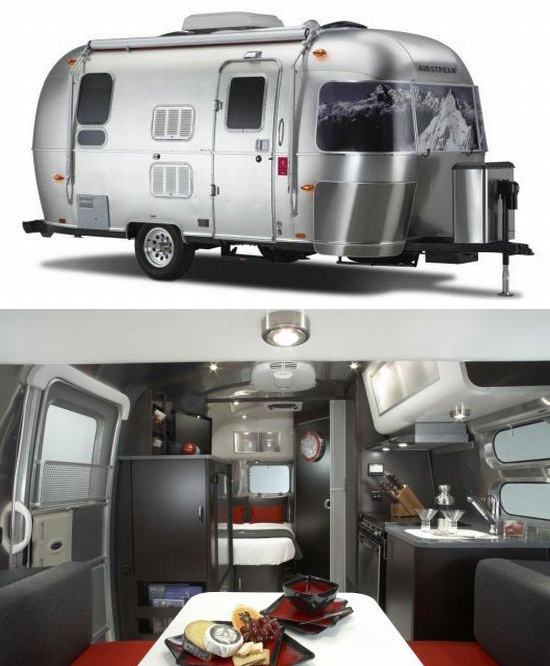 32 best images about retro travel the airstream on pinterest vignette design tartan fabric. Black Bedroom Furniture Sets. Home Design Ideas