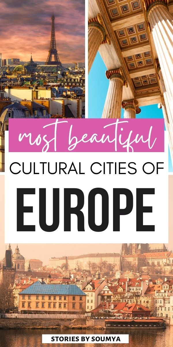 Top 10 European Capitals Of Culture That You Need To Visit Stories By Soumya In 2020 Europe Travel Europe Travel Destinations Europe Travel Tips