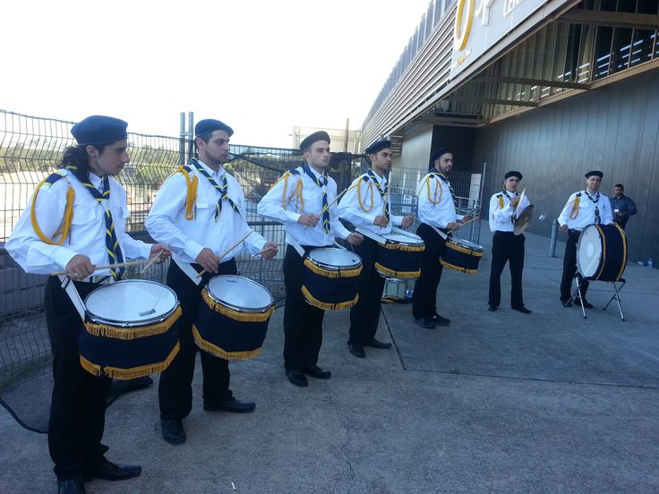 Scouts Drum Band @ Sydney Olympic Park