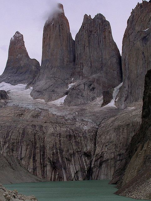 Torres del Paine, Patagonia, Chile #KEENrecess #hiking