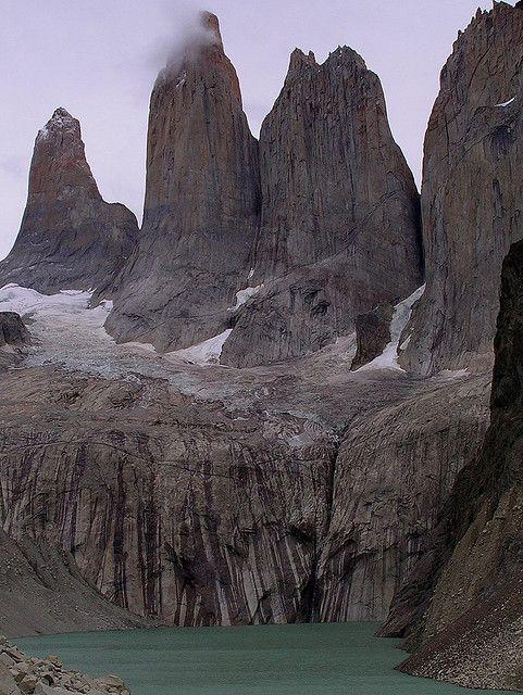 torres del paine, Patagonia (CHILE)