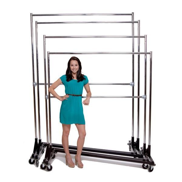 The Rolling Clothes Rack Specialists, Adjustable Z Racks, Portable Clothes Racks, Z Rack Shelves- Smart Designs, More Choices, Low Prices, School PO's Accepted