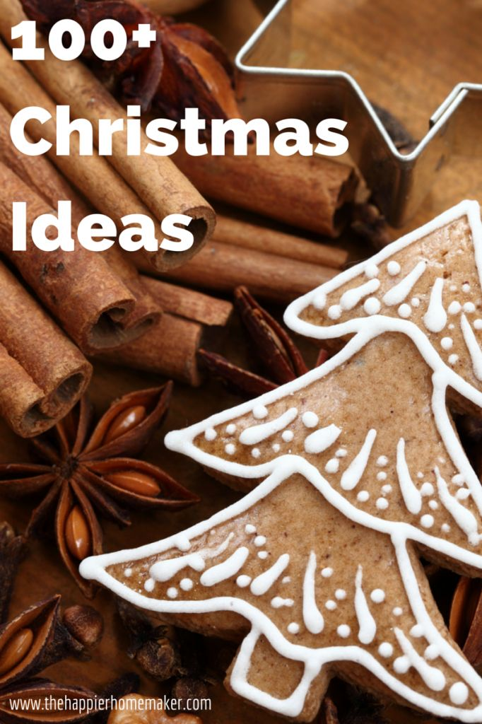 Over 100 ideas for Christmas- recipes, crafts, decor, DIY projects! (and a $250 cash giveaway)