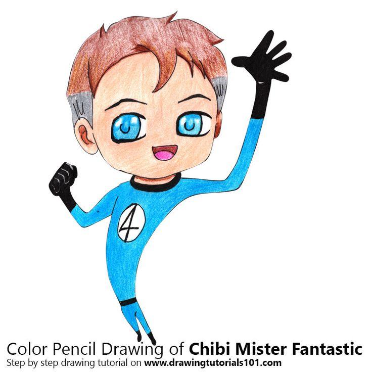 Chibi Mister Fantastic