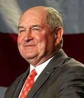 Sonny Perdue was the first republican since reconstruction to govern over Georgia. Sonny Perdue terminated  4985 jobs that were run and/ or managed by black people. Any jobs that had connection with the Georgia government were terminated by Sonny Perdue. Sonny Perdue was the pure devil of hatred to all black people. Those job he terminated from the black people were filled by his handed picked white people. he must have been a top ranked high in the KKK