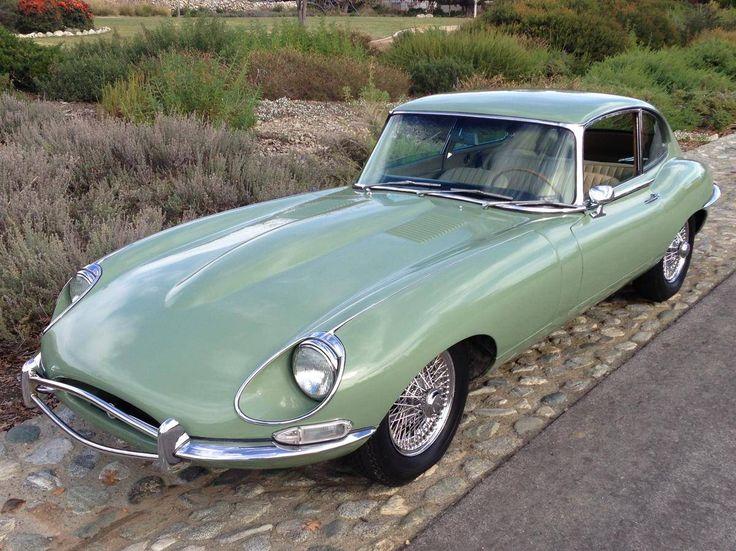 1968 Jaguar E-Type 2+2