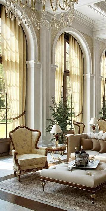 Gorgeous windows....gorgeous room.....