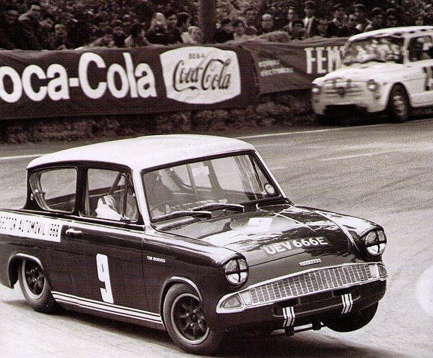 Ford Anglia 105e Prepared By Team Broadspeed Ford Anglia