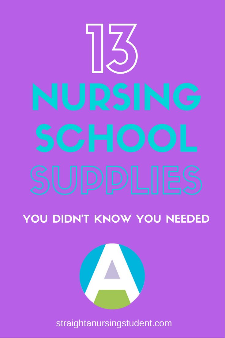 Go beyond stethoscopes and highlighters to find out what you really need to make life easier while you're in nursing school.