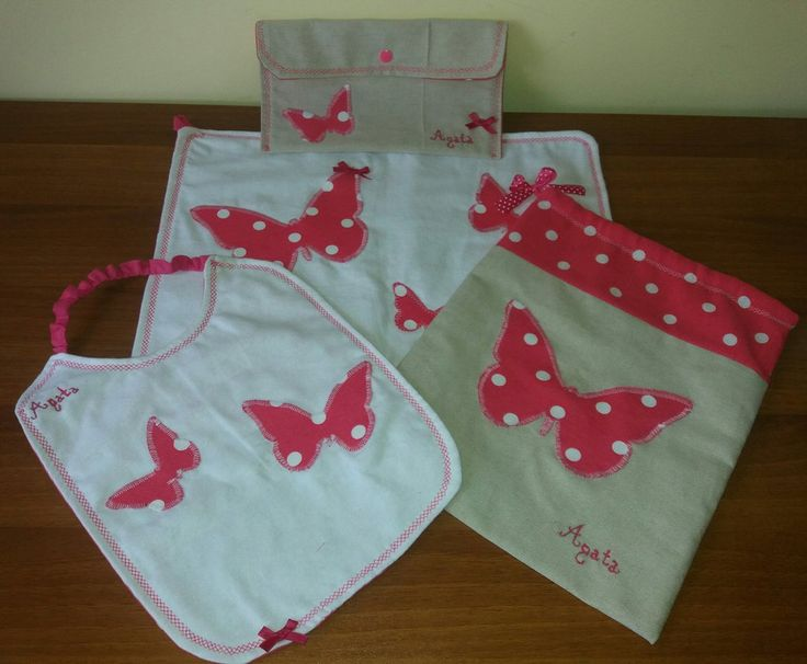 Set asilo 4 pezzi, by francycreations non solo idee regalo, 40,00 € su misshobby.com