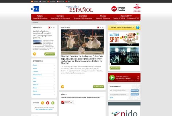 http://www.practicaespanol.com
