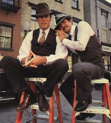 'City Heat', 1985. Clint Eastwood & Burt Reynolds
