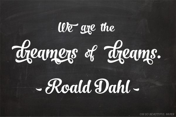 Quotes From The Bfg: 32 Best Images About Roald Dahl Quotes On Pinterest