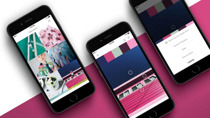 世界は色の見本帳である。Pantoneから色識別多機能アプリ「Pantone Studio」が登場 ギズモード・ジャパン