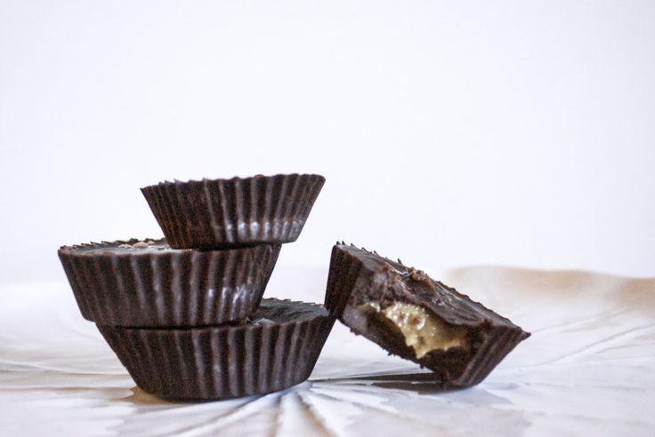 Natalies Nutrition Chocolate Caramel Cups