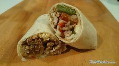 Aprenda a preparar burritos mexicanos de carne moída com esta excelente e fácil receita. Osburritos mexicanos de carne moída são um prato típico da fronteira do...