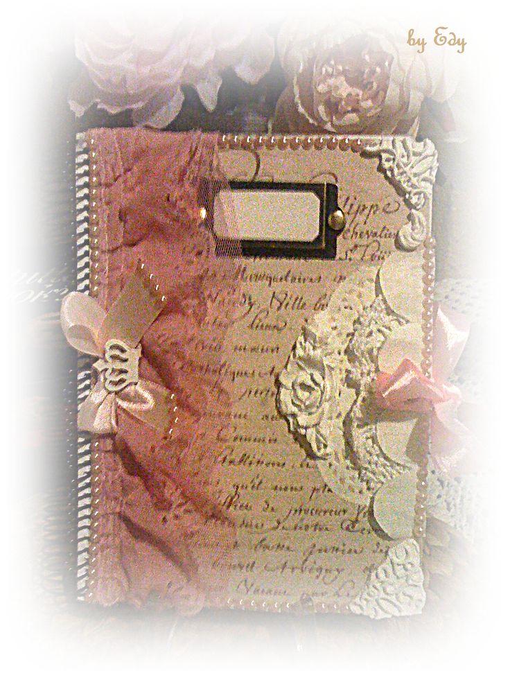 Questo quaderno l'ho appena terminato:)