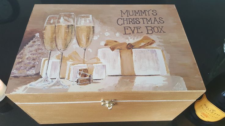 Grown up adult Mummy's Christmas Eve Box - Perfect excuse to treat yourself on Christmas Eve!